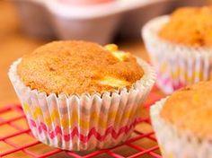 Esse é o muffin de abóbora e maça. Além de saudável, é delicioso