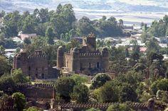 Gondar   Camelot dAfrique   gondar Fasil Ghebbi forteresse d ethiopie 7