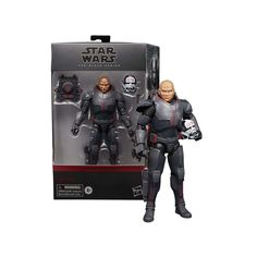 Starwars Toys, Wrangler Shirts, Star Wars Collection, Black Series, Action Figures, Collections, Stars, Riding Habit, Sterne