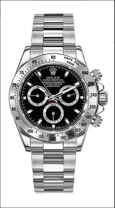 Rolex steel daytona