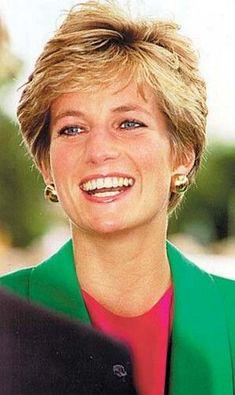 Princess Diana - 1992: