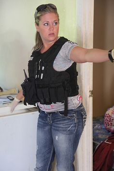 Kansas City Missouri Women Police Officer