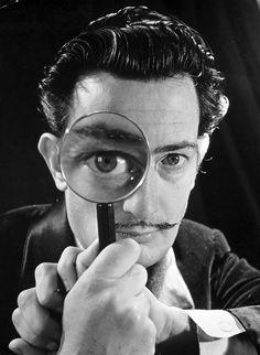 Mostra Salvador Dalí | SP -  (Dalí by BY PHILIPPE HALSMAN)