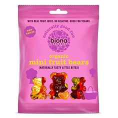 12 PACK  Biona  Organic Jelly Bears  75g  12 PACK BUNDLE * Be sure to check out this awesome product.