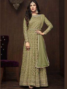 B4UFashion Present  New Arrival Partywear Green Nylon Net Anarkali Salwar Suit For Order 📲9033763613 📲07572803833   🌍🌍Worldwide Delivery🌍🌍  #anarkalisuit #anarkali #Dress #salwaarsuit #lehengacholi #lehenga #saree #indianfashion #indianwear #indianwedding #bridalfashion #bollywoodstyle #ethincfashion #fashion #sareelove #indianfashion #weddinginspiration #beautifulbride #wedding #shopping #b4ufashion #indianfashionblogger
