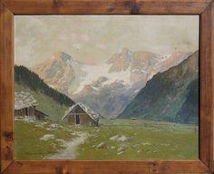 dipinti alpi dolomiti
