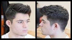 men haircut - YouTube