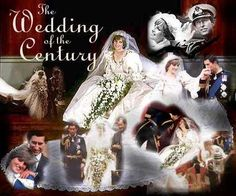 The Wedding of the Century.....