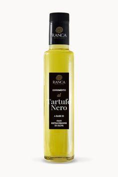 CONDIMENTO AROMATIZZATO AL TARTUFO NERO Shampoo, Personal Care, Bottle, Flask