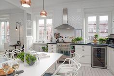 Precioso estilo nórdico lleno de texturas y detalles - Estilo nórdico | Blog decoración | Muebles diseño | Interiores | Recetas - Delikatissen