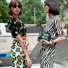 The Best Street Style of 2012. Fashionologie
