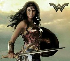 """#WonderWoman. """"I often think that there is a Wonder Woman in every woman, may she be Mother or Wife or Sister or Daughter. When the time is right, this inner Wonder Woman emerges to ensure:   Dignity, Fairness, Justice and Respect."""" - Deodatta V. Shenai-Khatkhate"""