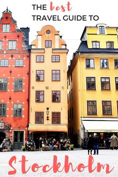 Budget tips for Stockholm  Stockholm is known to be quite expensive, and don't get me wrong – it is! However, there are ways to experience Stockholm without breaking the bank. Here are some budget tips on how to experience Stockholm.