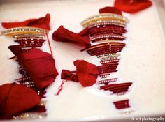 Featured Indian Weddings,red,cream,bridal jewelry,traditional indian wedding,indian wedding traditions,cb art photography