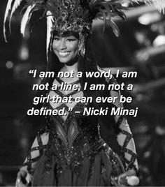 Music quotes lyrics nicki minaj words ideas for 2019 Selfie Quotes, Babe Quotes, Sassy Quotes, Self Love Quotes, Strong Quotes, Girl Quotes, Words Quotes, Rapper Quotes, Quotes Quotes