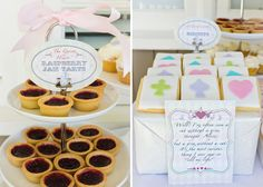 Wonderland Guest Dessert Feature | Amy Atlas Events
