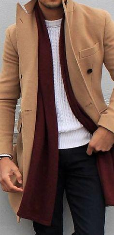 e628a6620ff 510 Best Men's Coats images in 2018 | Male fashion, Man fashion ...