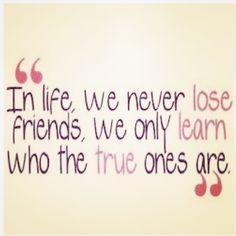 amigos verdaderos
