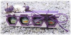 Mitt Lille Papirverksted: Miniatyre Jars with Jam and Marmalade