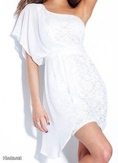 Valkoinen pitsimekko / White lace dress