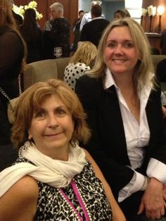 Rowena May O'Sullivan and Joanne Hill