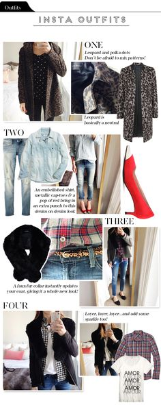 Outfits File: Insta Outfits - The vault files