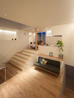 House in Hakusan / Fujiwarramuro Architects
