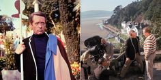 Patrick McGoohan in The Prisoner - was 50 years ago, on 5 September 1966, that the cameras rolled for the first time in the Italianate village of Portmeirion as filming got under way for the cult 1960s adventure TV show The Prisoner. The programme starred actor Patrick McGoohan playing the part of Number Six who is held captive in a mysterious village where the residents are known only by a number.