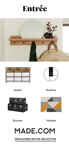 Flur The first impression counts, even in your home. To make this possible, we rely on cool wardrobes, stylish shoe cabinets and space-saving benches. Discover our collections for the hall now in the shop. Living Tv, Living Room Tv Unit, Home Living, Design Entrée, Home Design, Room Color Schemes, Room Colors, Diy Home Decor Bedroom, Room Decor