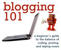 Interested in a Blogging 101 Webinar?