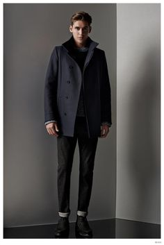Reiss Elevates Fall/Winter 2014 Staples with Modern Tailoring