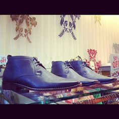 Men's dress shoes at Ted Baker London!