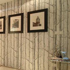Soledi ® Carta da Parati in Rilievo Effetto Meraviglioso Foresta Alberi Sticker Adesivo Nero e Bianco Decorazione per Casa Ufficio Hotel Ristorante Fai Da Te 10m x 0.53m, http://www.amazon.it/dp/B0194EX2CK/ref=cm_sw_r_pi_awdl_l4yTwb1G40FDY