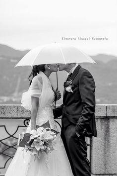 Matrimonio sotto la pioggia'