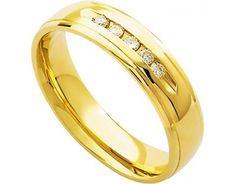 Aliança em ouro 18k  Em até 12x de R$ 112,26  www.duealiancas.com.br