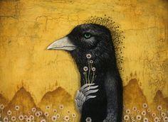 Andy Kehoe'den Muhteşem Eserler  Amerikalı ressamAndy Kehoefantastik türünde çalışıyor.Eserleri genellikle ormanın ruhu, fantastik yaratıklar ve ormanın gizemini temsil eden çocuk kitapları.Sonbahar renkleri, soğuk karanlık noktalar ile kombine edildiğinde ortaya harika görüntüler çıkıyor.Sanatçı Andy yaptığı eserler ile kısa ... Eklendi, Daha fazlası için Soosyo'ya Gel!