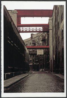 Gerd Winner 'London Docks I: Warehouse', 1971 © Gerd Winner