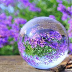Crystal Sphere, Crystal Ball, Clear Crystal, Quartz Crystal, Crystal Healing, Chakra Healing, Crystal Magic, Clear Quartz, Glass Art
