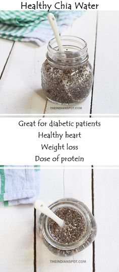Chia seeds have become one of the most popular super foods in the health community. They are easy to digest when prepared properly and are a very versatile ingredient that adds easily to recipes. Fitness Nutrition, Health And Nutrition, Cheese Nutrition, Nutrition Articles, Nutrition Guide, Health Diet, Diabetes, Chia Drink, Natural Energy Drinks
