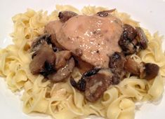 To help celebrate 'National Eat Chicken Month', (plus, it's delicious and one of the easiest chicken recipes I have) here is my recipe for Chicken Parisienne. Blessings, Mary Beth