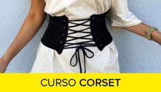 Los corset o corsés son un tipo de prenda que comenzaron a Beach Day, Lily, Crochet, Women, Fashion, Vestidos, Types Of, Corset Pattern, Pink Blossom