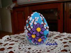 ***Квиллинг- волшебство бумажных полосок!*** Quilling 3d, Quilling Designs, Quilling Ideas, Diy Ostern, Egg Decorating, Easter Crafts, Easter Eggs, Paper Art, Origami