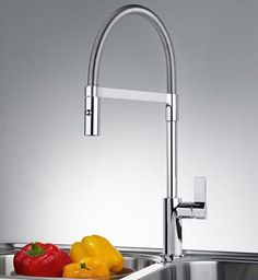 Sleek contemporary design & water-saving flow rates, we love everything about 's Ambient Series Franke Sink Accessories, Water Faucet, Save Water, New Kitchen, Contemporary Design, Kitchen Design, Faucets, Sinks, Home Decor