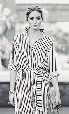 Olivia Palermo #ClippedOnIssuu from High Class de mayo 2015