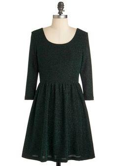 15$ Vermillion Dollar Woman Dress, #ModCloth
