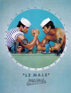 Jean Paul Gaultier Unveils New Le Male Fragrance Campaign