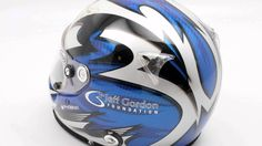 Jeff Gordon foundation Helmet