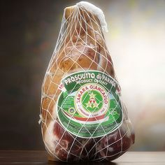 Tender, sweet Prosciutto di Parma originated in the Italian hills around Parma, where it's still prepared with the same traditional methods.