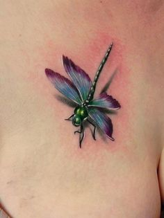50+ Dragonfly Tattoos for Women   Cuded