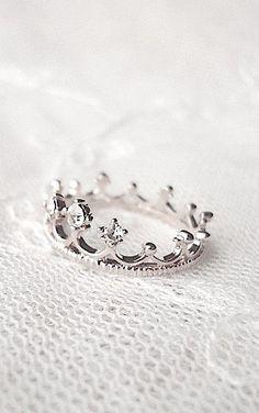 """This ring belonged to Ginova Mari Rina Tezra. She gave it to me when she died."""